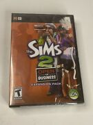 The Sims 2 Open For Business Pc Game Expansion Pack 2006 Complete