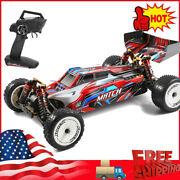 Wltoys Xks 104001 45km/h High Speed Racing 1/10 Scale 2.4ghz Off-road Car O6d6