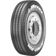 4 Tires Jk Tyre Jetway Juh5 235/75r17.5 Load G 14 Ply All Position Commercial