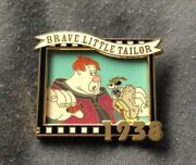 Disney Store Exclusive Brave Little Tailor Le 1000 Limited Edition Trading Pin