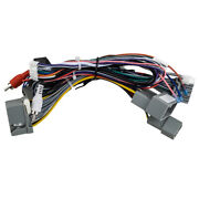 Car Radio Stereo Wiring Harness Connector Fit For Honda Accord 8th 08-12 Android