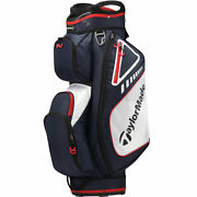 Menand039s Taylormade Tm Select Cart Bag And03921