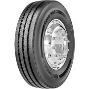 4 Continental Conti Hsr 3 295/75r22.5 Load H 16 Ply All Position Commercial Tire