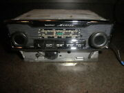 Nice Used Oe Becker Mexico Lw/bc/sw/fm Radio 53mm Wide Chassis Mercedes W111/113