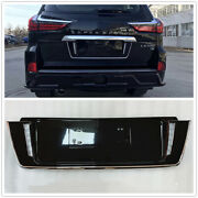Rear License Plate Replace W/ Led Backup Light For Lexus Lx570 Lx450d 08-19 2016