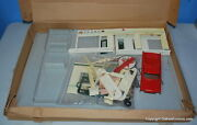 Buddy L Texaco Gas Station Play Set 1960 In Original Box Almost Complete