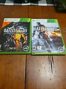 Battlefield 3 -- Limited Ed. And Battlefield 4 Lot