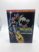 Voltron Defender Of The Universe - The Complete Original Series