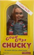 Mezco Chucky Childs Play Talking Good Guys 15 Doll Action Figure New In Stock