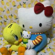 [extra Large ] Plush Kitty-chan Tweety Limited Edition