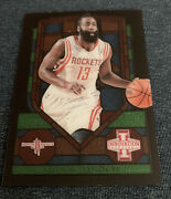 2013-14 Panini Innovation Stained Glass James Harden 58