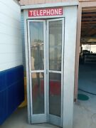 Full Size 1960and039s Telephone Booth