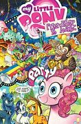 My Little Pony Friendship Is Magic Volume 10 By Cook, Katie Book The Fast Free