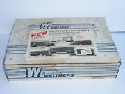 Walthers Special Short Line Assortment Ho Train Car Kit 12-pack Store Case