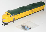 Walthers Proto E7 Body Shell Chicago And North Western Cnw 5010 B