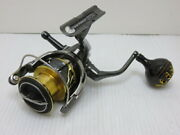 Used Goods For For Shimano For Spinning Reel 20 Twin Power C3000xg Gomexus Knob