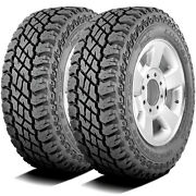 2 Tires Cooper Discoverer S/t Maxx Lt 33x12.50r15 C 6 Ply M/t Mud