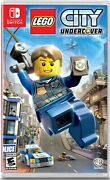 Lego City Undercover Nintendo Switch 2017 - Russian Edition