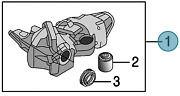 2017 Volvo S60 Rear Carrier Assembly With Haldex Coupler