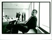 1991 Josin Reed John And Are Authors President - Vintage Photography