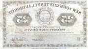 American Bank Note Company New York Printing Plate