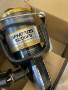 Shimano Spheros 18000 Fb Offshore Fishing Reel Never Used New Located In Usa
