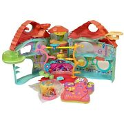 Hasbro Littlest Pet Shop Biggest Little House And Some Accessories