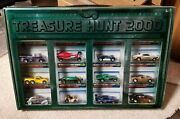Hot Wheels Jc Penny 2000 Treasure Hunt Set Factory Sealed With White Shipper Box