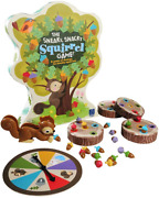 Educational Insights The Sneaky, Snacky Squirrel Game For Preschoolers And Color