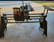 Shopsmith Mark V Shop Smith With Attachments Used Woodworking System