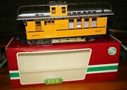 Rfb ] Lgb 4175 G Scale Denver And Rio Grande Western Combine/caboose Boxed