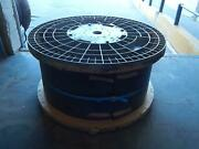 Roll Of Hook Up Wire Cable 105 Andordmc 3 X 10 Awg + 1 X 18 Awg 820 Ft.