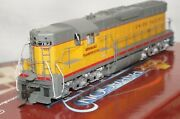 Rf37] Broadway 2402 Emd Sd7 Up 783 Yellow And Gray,paragon2 Sound / Dc / Dcc H0