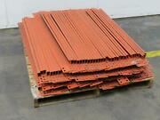 Lot Of 140 40 Inch Pallet Rack Upright Spacers T157586