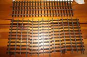 Bod / 7] 2x Lgb G Scale 1060 Straight Track 23 5/8in And 7x 11 13/16in Nr.1000