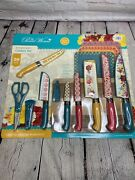 The Pioneer Woman Wildflower Whimsy 20-piece Set Limited Edition Knives Walmart