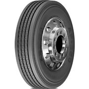 4 Tires Zenna Ap250 255/70r22.5 Load H 16 Ply Steer Commercial