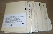 Charlie Sheen Movies Collection Of 80 Stills And 92 35mm Slides Original Promo's