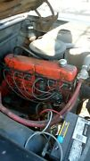 Original 1965 Chevelle 6 Cylinder Engine And Powerglide Transmission