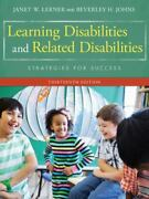 Learning Disabilities And Related Disabilities Strategies For Success