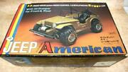 Spital Jeep American Buggy 1/8 Unassembled Kit With Roll Bar From Japan