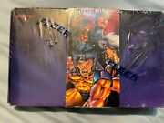 Fleer Marvel Masterpieces 1995 Sealed Box Minor Issues Case Ware