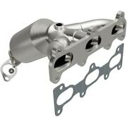Catalytic Converter With Integrated Exhaust Manifold For 2009 Kia Sportage Awd