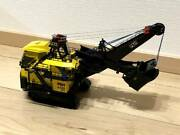 4100xpc Excavator/construction Machinery Model 1/160 Miniature Twh Collectibles