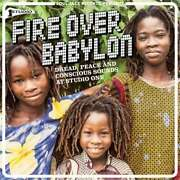 Soul Jazz Records Presents - Fire Over Babylon Dread Peace And Consc New Lp