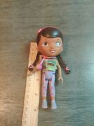 Disney Doc Mcstuffins Doll W/ Shoes Stethoscope - As Is - Nude