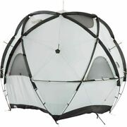 The Geodome 4 Tent With Footprint Nv21800 Saffron Yellow F/s