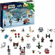 Lego Star Wars Advent Calendar 75307 Awesome Toy Building Kit New 2021
