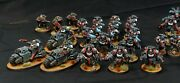 Warhammer 40k Raven Guard Army Primaris Pro Painted And Ready To Ship 63 Models