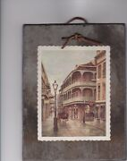 Historic New Orleans Roofing Slate Vieux Carre 175 Years Old